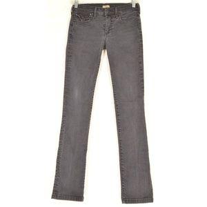 True Religion jeans 26 x 31 Cora mid-rise straight